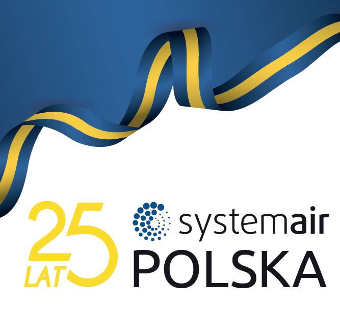 25 lat systemair