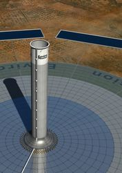 EnviroMission's solar tower coming to Arizona in 2015