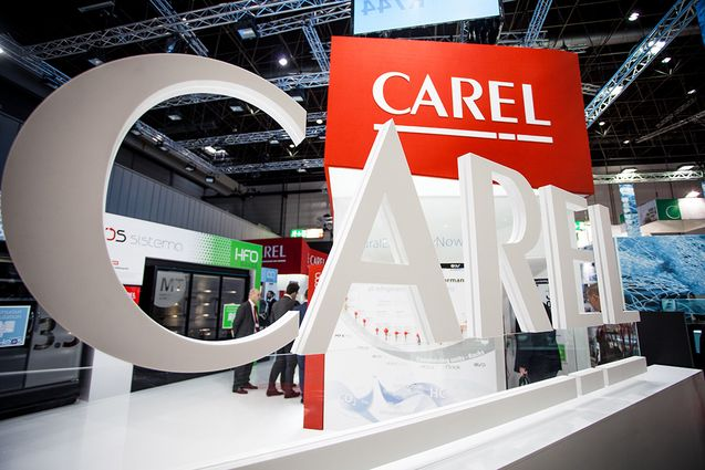 Carel na targach Euroshop 2020