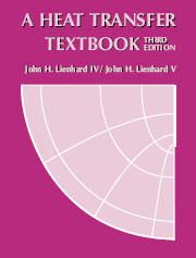 John H. Lienhard IV - A HEAT TRANSFER TEXTBOOK