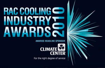 RAC Cooling Industry Awards 2010