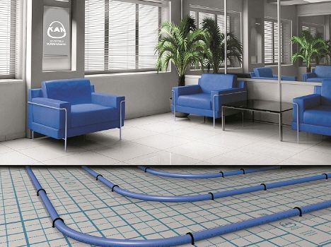 Nowy System KAN-therm Blue Floor
