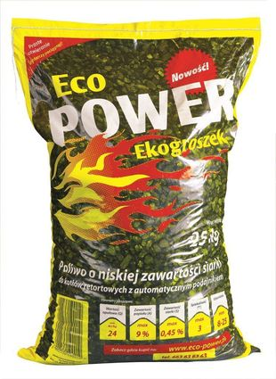 ECO–POWER – nowy produkt BARTER S.A.