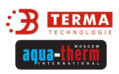 Terma Technologie na AQUA-THERM Moscow 2012