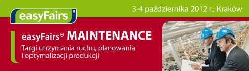 easyFairs MAINTENANCE 2012