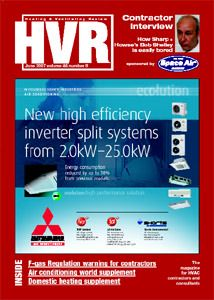 HVR - Heating and Ventilating Review