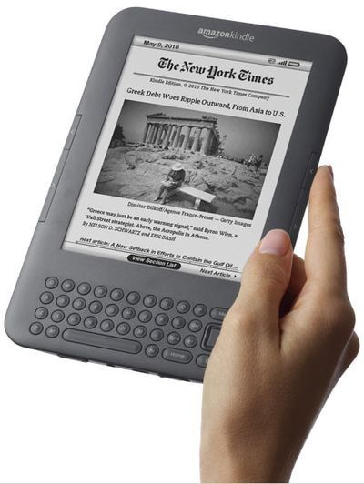 Kindle 3G Wireless Readers