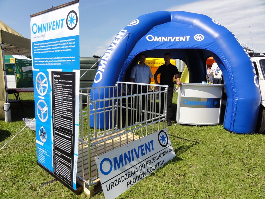 Omnivent na AGRO-TECH 2012