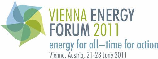 Vienna Energy Forum – energy for all