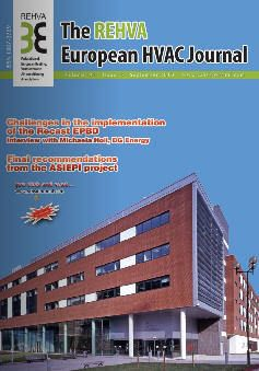 The REHVA European HVAC Journal