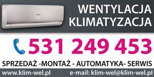 Monter wentylacji KLIM-WEL