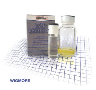 ACID-DETECTOR - Tester zakwaszenia oleju (mineralne i alkilobenzenowe)
