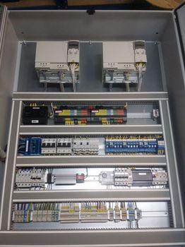 Automatyka sterująca centralami wentylacyjnymi
