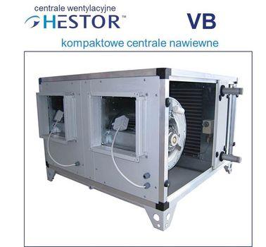 Centrale Wentylacyjne - HESTOR VB