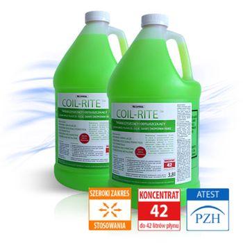 COIL-RITE Preparat do czyszczenia parowników ( koncentrat 3,8l)