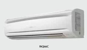 DAIKIN FAQ100C / RZQG100L9V1 SEASONAL SMART + sterownik (FAQ100C + RZQG100L9V1)