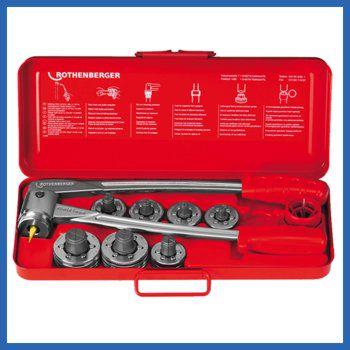 Expander Power Torque Rothenberger 3/8-1/2-5/8-3/4-7/8-1-1.1-8'' (Expander Power Torque  3/8-1/2-5/8-3/4-7/8-1-1.1-8'')