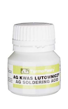 Kwas lutowniczy AG Soldering Acid 35ml (ART.AGT-117)