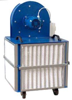 Odciąg pyłów szlifierskich OPS-800