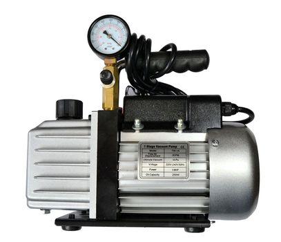 Pompa próżniowa jednostopniowa z Wakuometrem TW-1A 299zł brutto