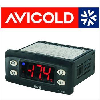 Regulator Chłodniczy Eliwell IDPlus 974 230V + Czujniki NTC - AVICOLD
