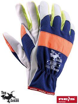Rękawice ochronne do pracy przy układach klimatyzacji i chłodniczych