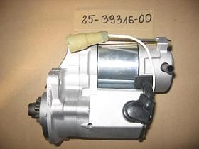 Rozrusznik 12V '' 1.4KW/ND '' Ultra/Vector ; 25-39316-00