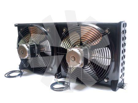 Skraplacz freonowy chłodzony powietrzem STVF 546 LU-VE