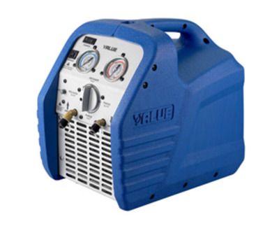 Stacja odzysku czynnika chłodniczego, freonu VALUE VRR12L OS z separatorem oleju 2060zł brutto