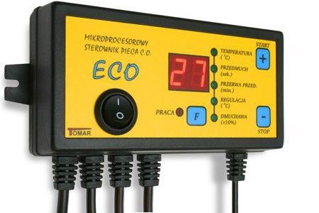 Sterownik pieca C.O. Eco