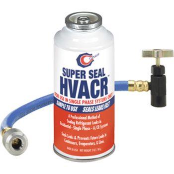SUPER SEAL HVACR Uszczelniacz mikroubytków do układów od 5,3 do 17,6 kW