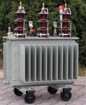 Transformator olejowy 40 kVA. Idealny do domku!!!