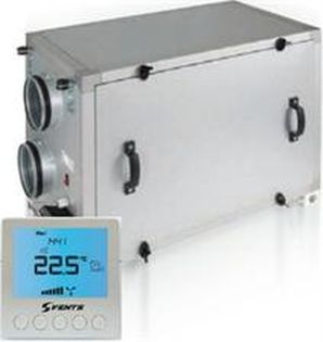 Vents VUT 1000 H LCD PLUS • rekuperator • STEROWNIK w zestawie • INDYWIDUALNE RABATY (VUT 1000 H LCD PLUS)