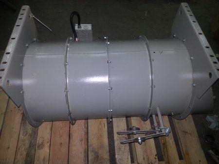 Wentylator osiowy oddymiający BSH BVAXN 12/56/500 MD
