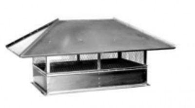 Wyrzutnia dachowa prostokątna (kWDA)