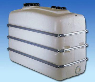 Zbiornik plastikowy magazynowy DF 3000l HDPE