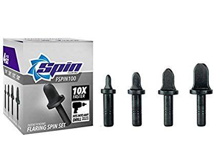 Zestaw do kielichowania SPIN TOOLS F4000 1/4