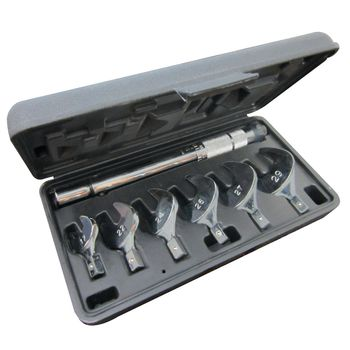 Zestaw kluczy dynamometrycznych MASTERCOOL 70078