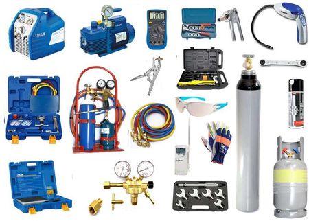 Zestaw narzędzi serwisowych do ustawy f-gazowej UDT Podstawowy