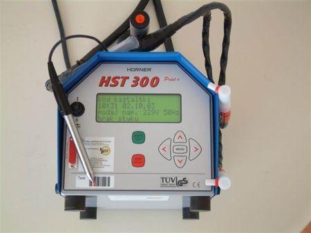 Zgrzewarka elektrooporowa HST 300PRINT+LGHT HUERNER PE/PP HST 300PRINT+ LIGHT