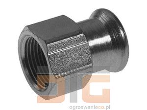 Złączka press z GW 28xRp1/2 (steel) KAN 6240113 (8711985198713)