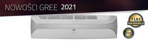 Klimatyzator GREE – Soyal NOWOŚĆ 2021