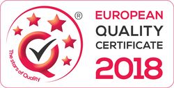 EUROPEAN QUALITY CERTIFICATE