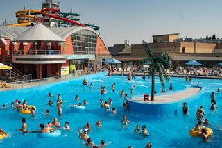 Aquapark Gino Paradise - Tibilisi, Gruzja