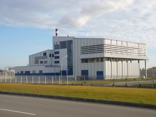 Min-ТEC zakłady obróbki paliw – Prużany, Białoruś