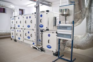 archiwum, dostawa, central wentylacyjnych, centrala wentylacyjna z odzyskiem ciepła, rekuperator, vebar WS, wydajności, realizacja, bartosz wentylacja