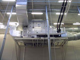 drukarnia, dostawa, central wentylacyjnych, odzyskiem ciepła, vebar ws, wydajności, odzysku ciepła, bartosz, realizacje